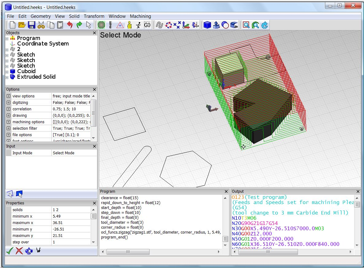 interesting open source cad cam software tryggvistef
